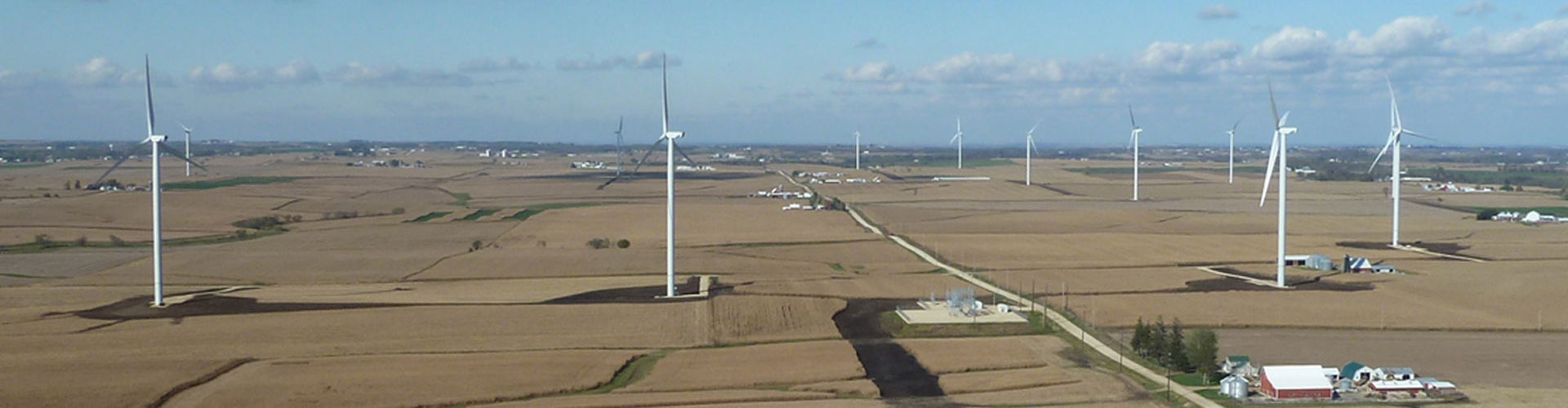 Elk Wind Energy Center